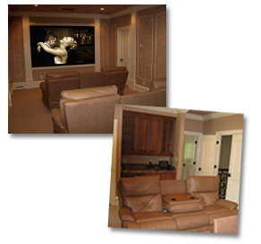 Our Process: Home Theater